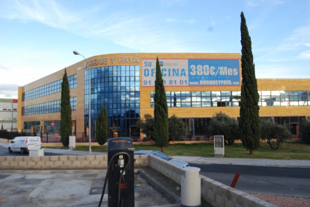 Edificio de Oficinas en Getafe